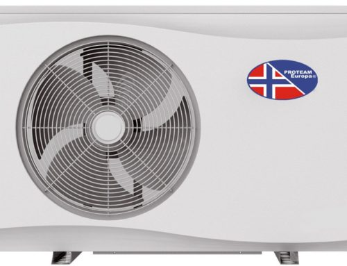 Wärmepumpe Inverter
